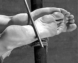 Bastinado Milton Keynes foot whipping Dominatrix
